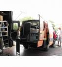 רכבים זיווד מגירות אחסון ותאים